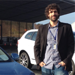 Eneko Jaka, Project Analyst en Volvo Car Group