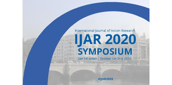 Cartel del International Juornal Action research