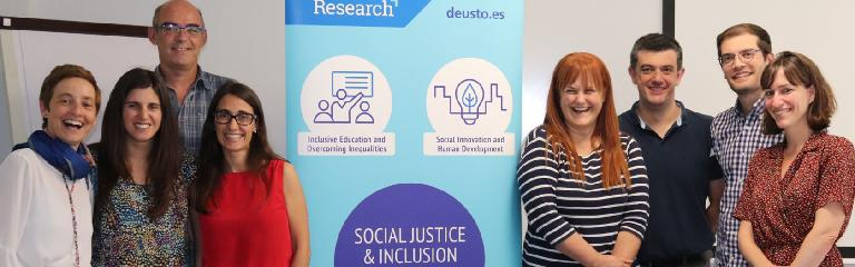 The Interdisciplinary Research Platform on Social Justice and Inclusion