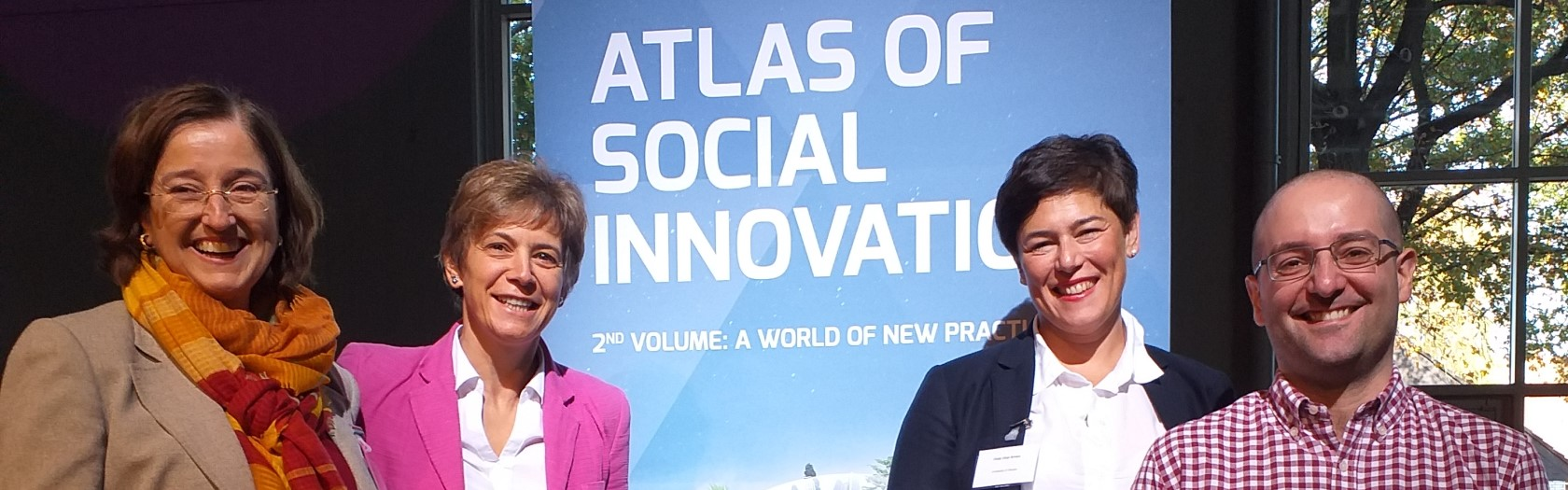 2nd edition of the Atlas of Social Innovation