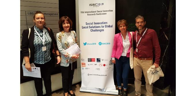11th International Social Innovation Research Conference