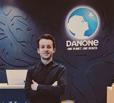 Junior Global Buyer at Danone (Amsterdam)