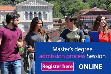 Online Information Session - Master's Degree